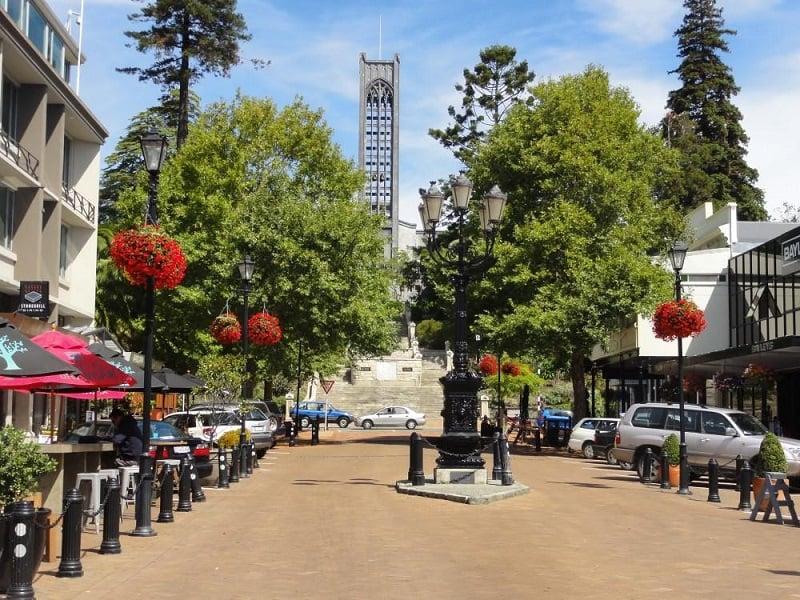 Onde Ficar em Nelson: Centro da Cidade