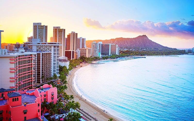Onde Ficar em Oahu: Honolulu