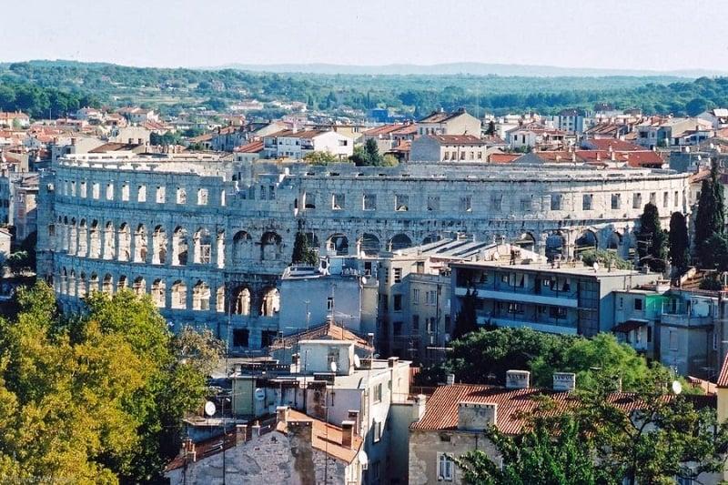 Onde Ficar em Pula: Centro da Cidade