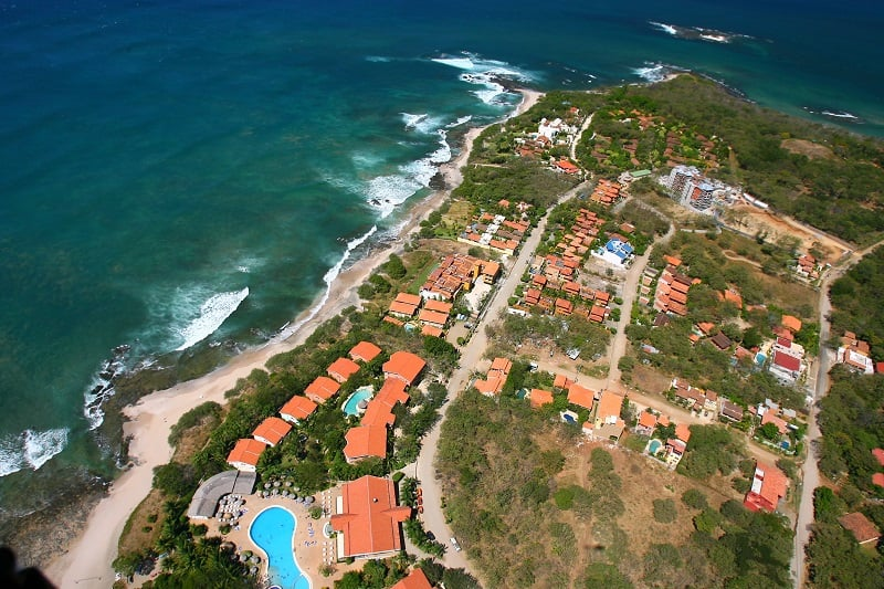 Onde Ficar em Tamarindo: Playa Langosta