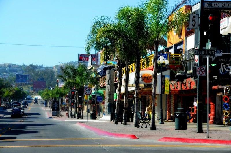 Onde Ficar em Tijuana: Centro da Cidade