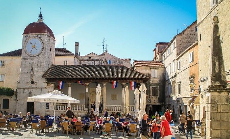 Onde Ficar em Trogir: Cidade Velha