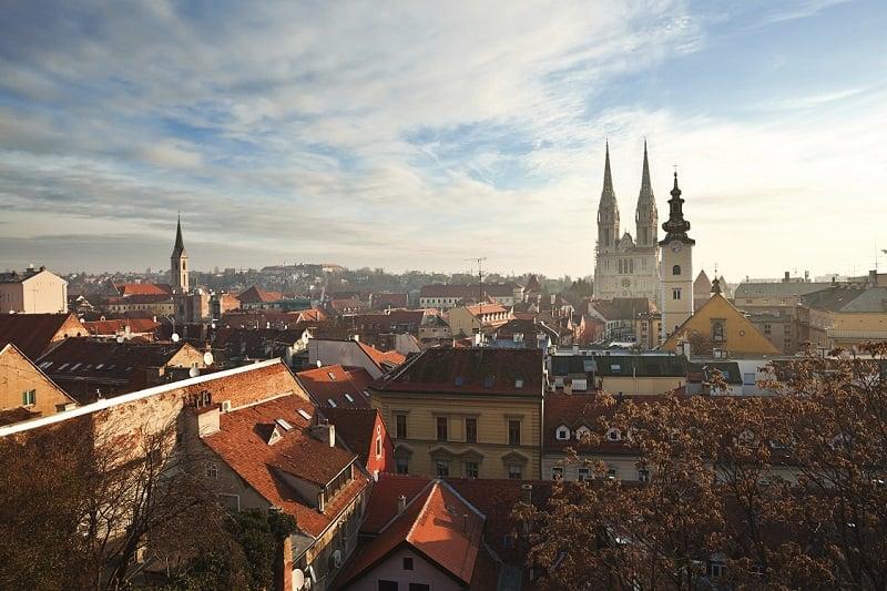 Onde Ficar em Zagreb: Centro da Cidade