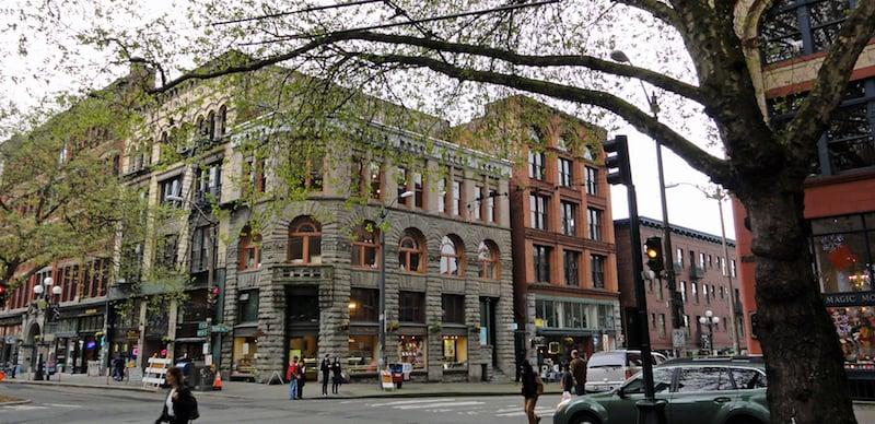 Onde Ficar Em Seattle: Pioneer Square