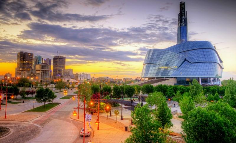 Onde Ficar Em Winnipeg: The Forks