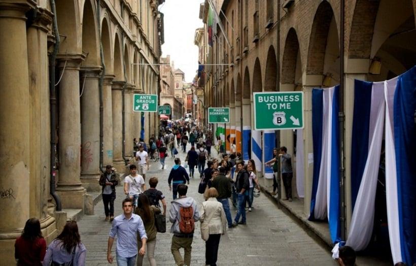 Onde Ficar em Bolonha: região universitária