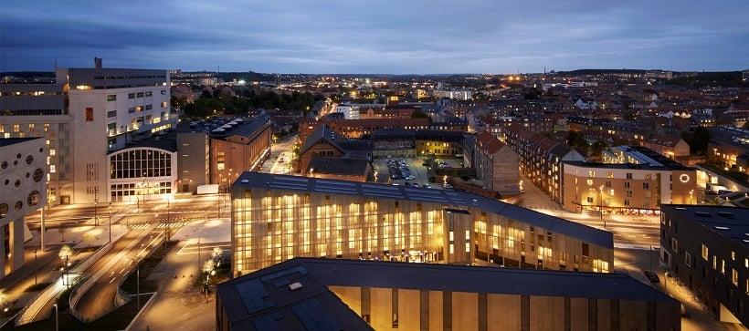Onde Ficar em Aalborg: Centro