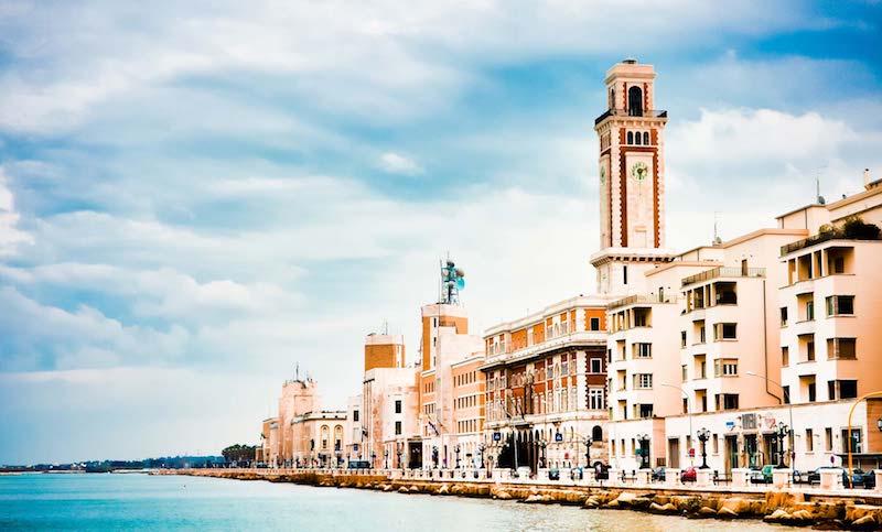Onde Ficar em Bari na Itália: Centro