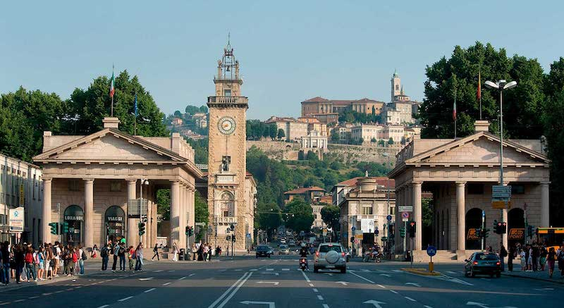 Onde Ficar em Bérgamo na Itália: Cidade Baixa