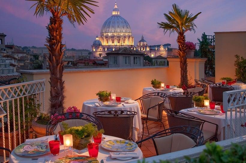 Onde Ficar em Roma: Centro Histórico