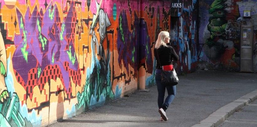Onde Ficar em Oslo: Grünnerløkka