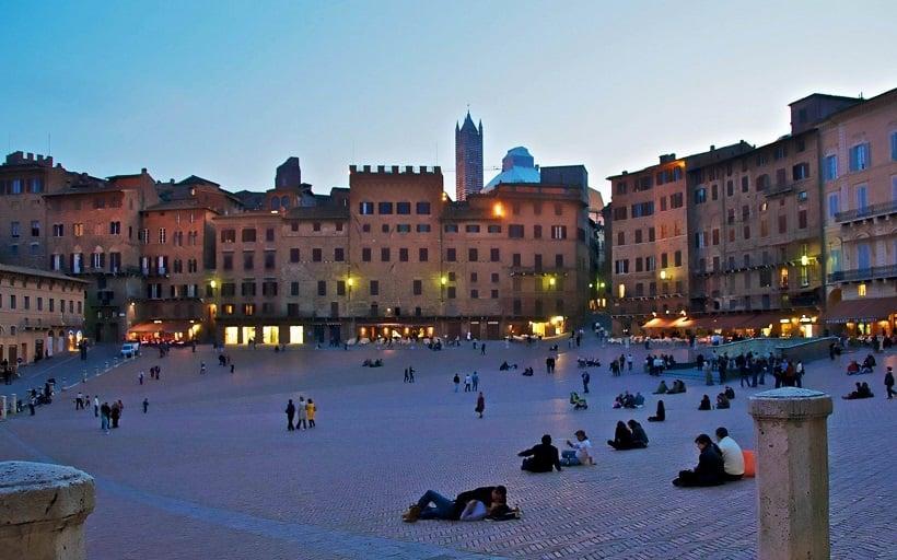 Onde Ficar em Siena: dentro da muralha