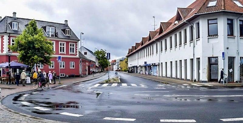 Onde Ficar em Hillerod na Dinamarca: Centro