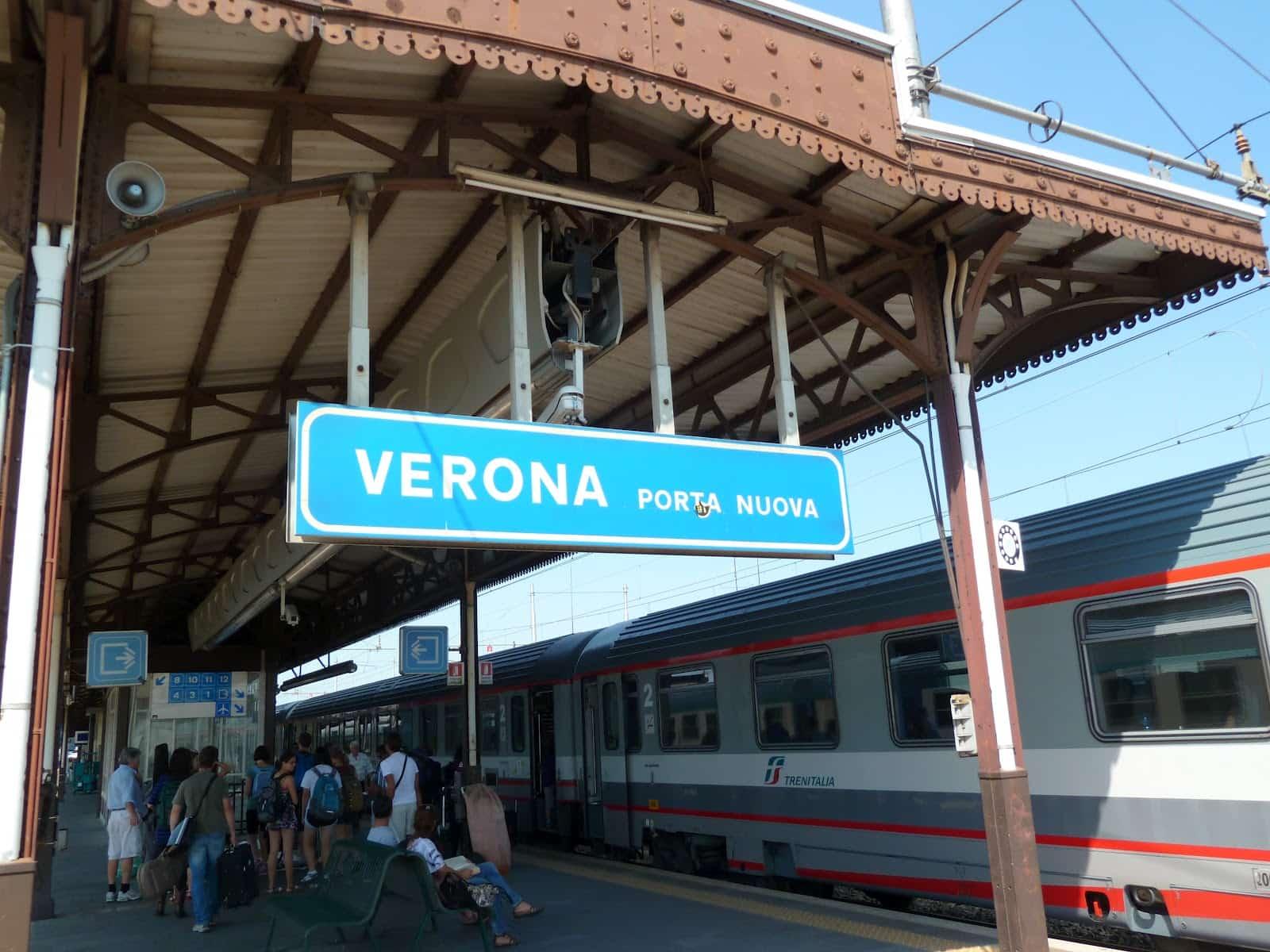 Onde Ficar em Verona: proximidade com a estação Porta Nuova