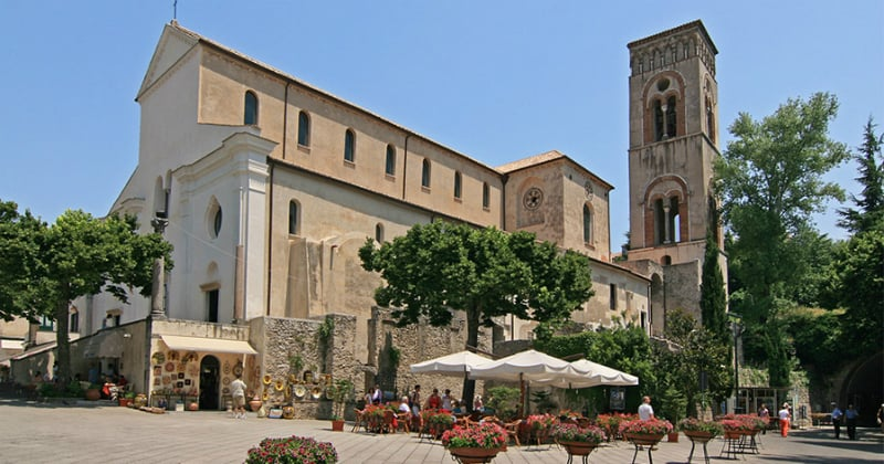 Onde Ficar em Ravello na Itália: Centro