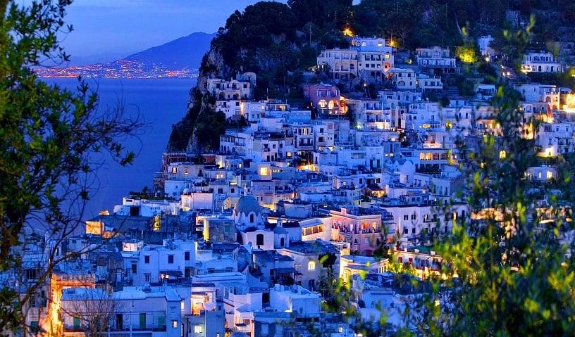 Onde Ficar na Ilha de Capri: Capri