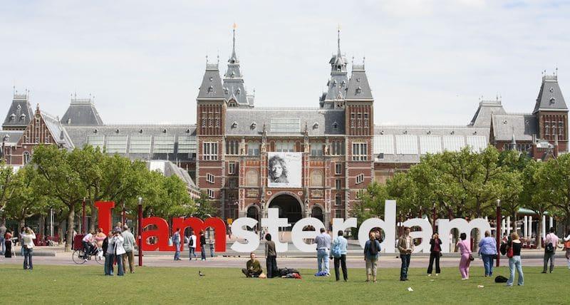 Onde Ficar em Amsterdam na Holanda: Praça dos Museus