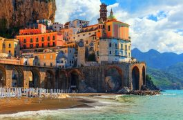 Onde Ficar em Atrani na Itália