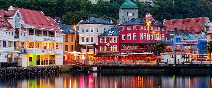 Onde Ficar em Bergen: Centro