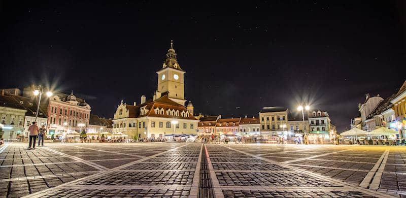 Onde Ficar em Brasov na Romênia: Centro Histórico