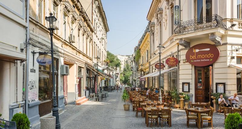 Onde Ficar em Bucareste na Romênia: Setor 3