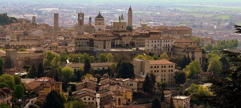 Onde Ficar em Bérgamo na Itália: Cidade Alta