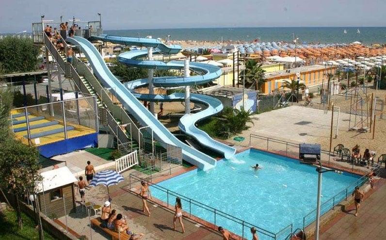 Onde Ficar em Rimini: beira-mar