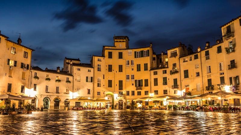 Onde Ficar em Lucca na Itália: Centro Histórico