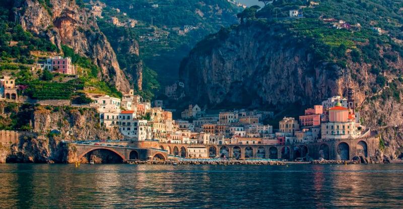 Onde Ficar em Maiori na Itália