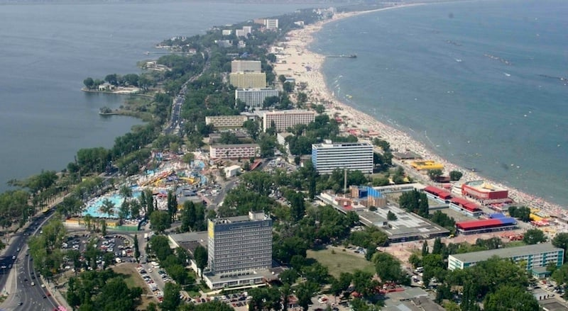 Onde Ficar em Mamaia na Romênia: à Beira-mar