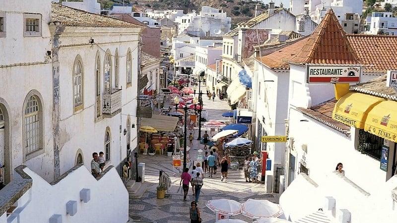 Onde Ficar em Albufeira: Centro da Cidade