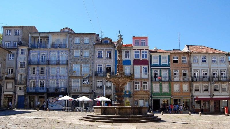 Onde Ficar em Braga: Centro Histórico