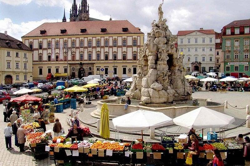 Onde Ficar em Brno: Centro Histórico