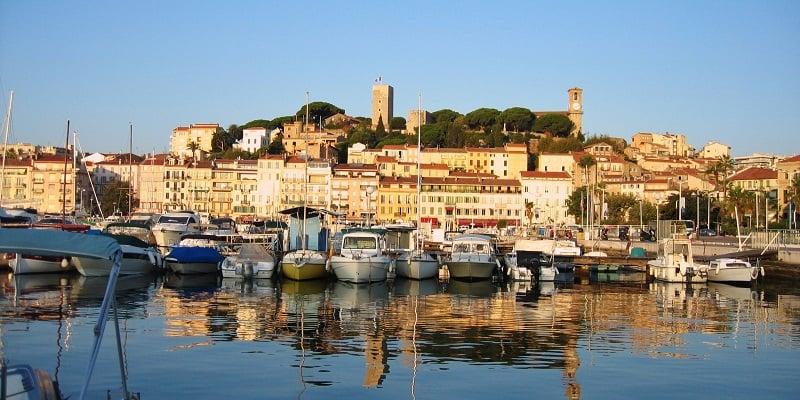 Onde Ficar em Cannes: Área dos Portos