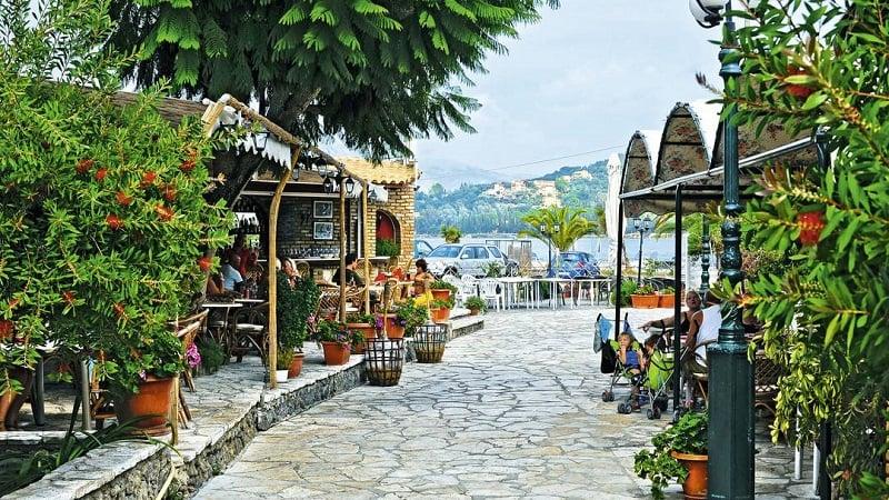 Onde Ficar em Corfu: Gouvia