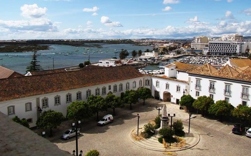 Onde Ficar em Faro: Centro Histórico