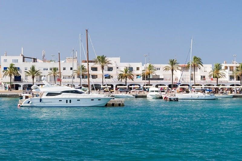 Onde Ficar em Formentera: La Savina