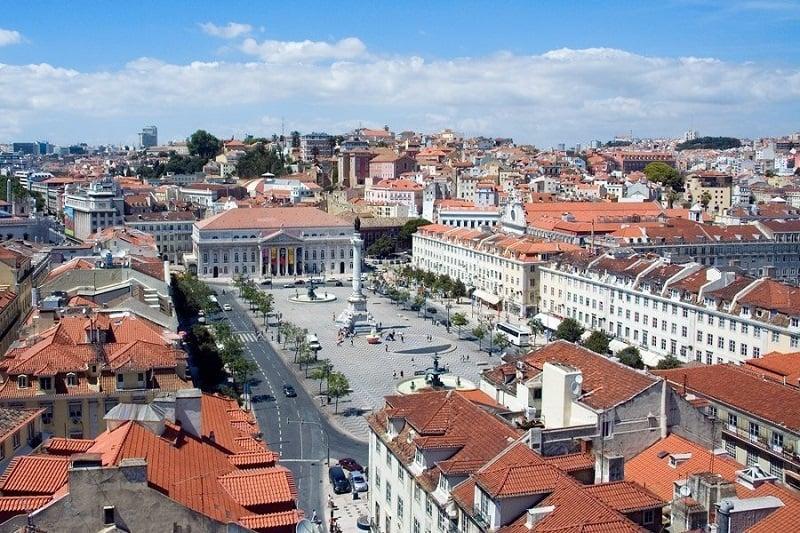 Onde Ficar em Lisboa: Rossio