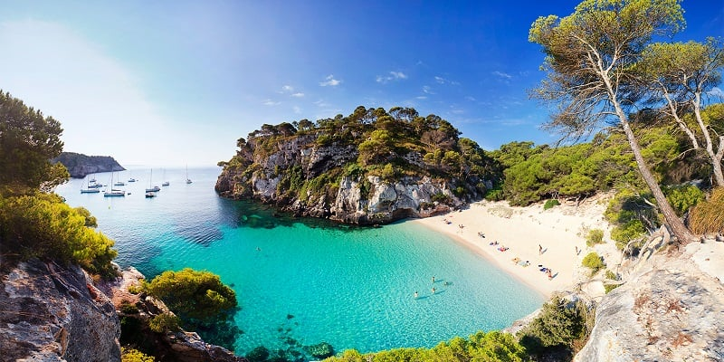 Onde Ficar em Menorca na Espanha