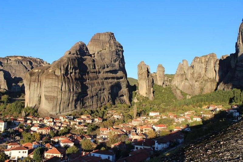 Onde Ficar em Meteora: Kastraki
