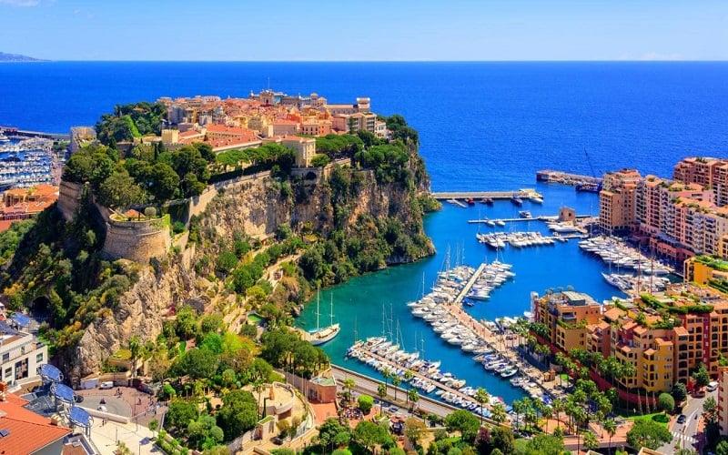 Onde Ficar em Mônaco na França
