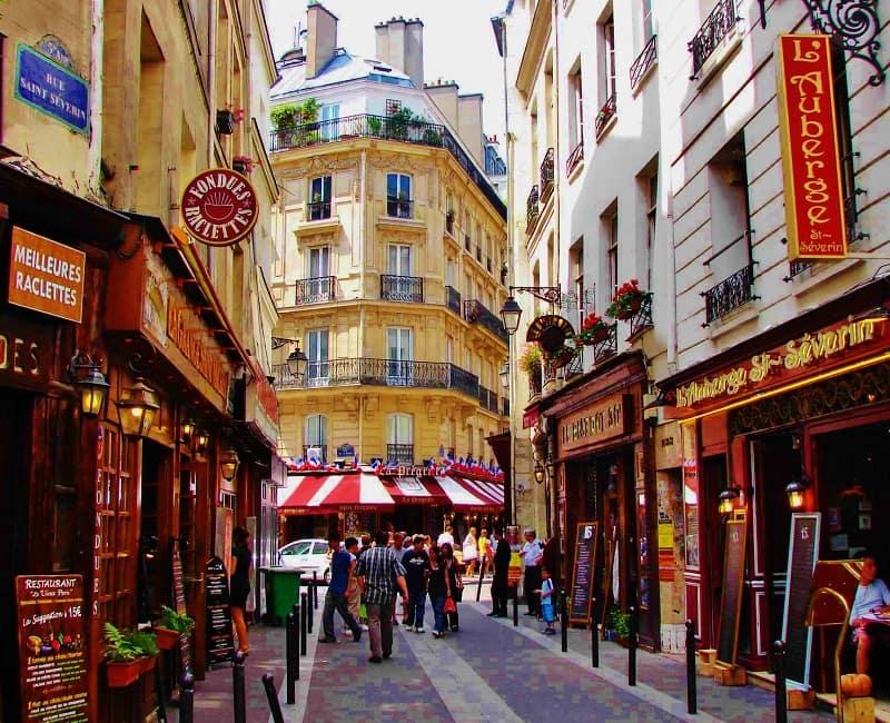 Onde Ficar em Paris: Quartier Latin