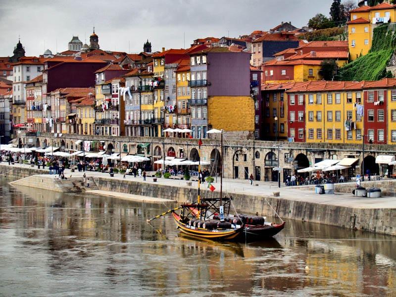 Onde Ficar em Porto: Ribeira