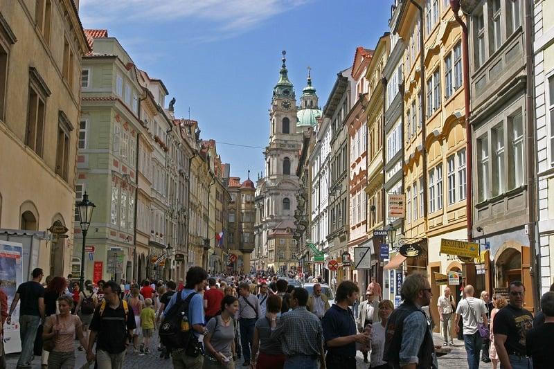 Onde Ficar em Praga: Malá Strana