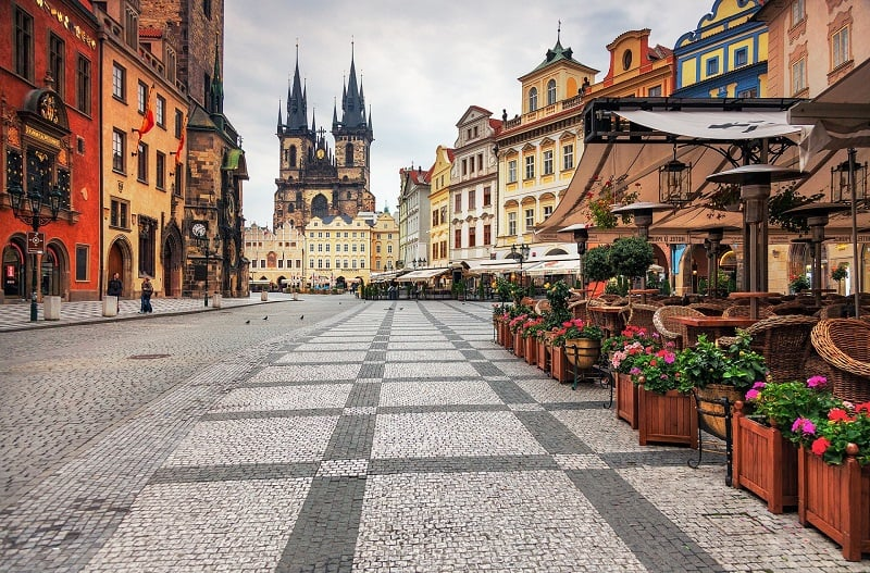 Onde Ficar em Praga: Staré Mesto