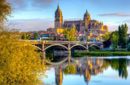 Onde Ficar em Salamanca na Espanha