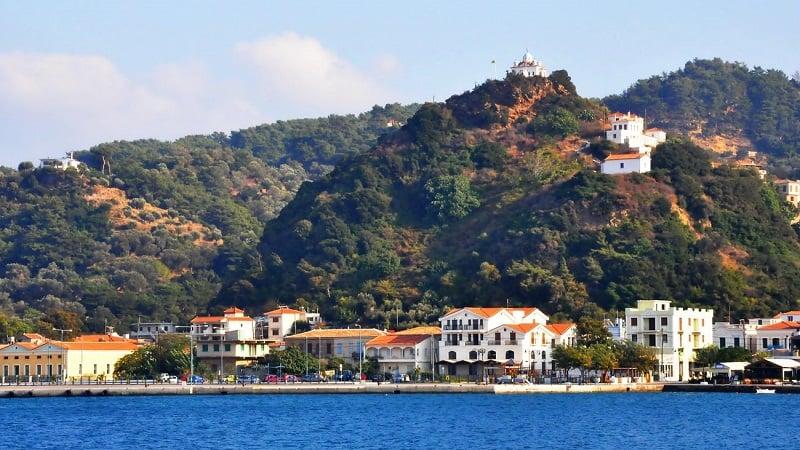 Onde Ficar em Samos: Karlovasi