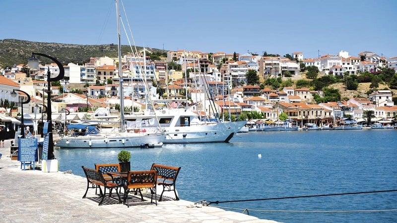 Onde Ficar em Samos: Pythagorion