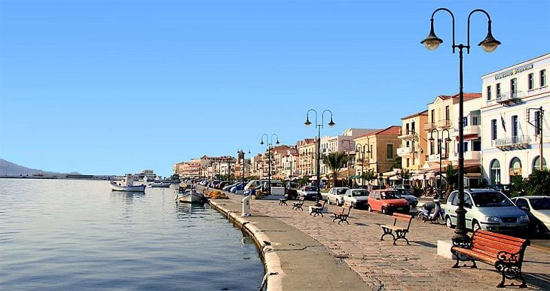 Onde Ficar em Samos: Vathy