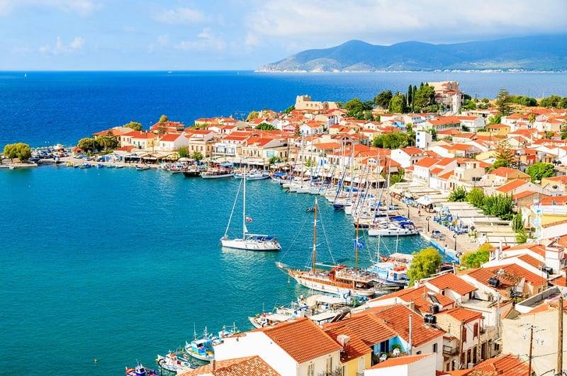 Onde Ficar em Samos na Grécia